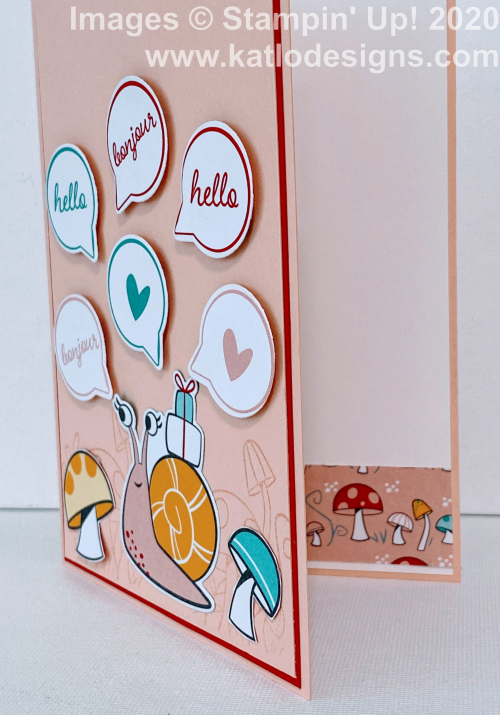 Snail Mail Stampin' Up cards (14)