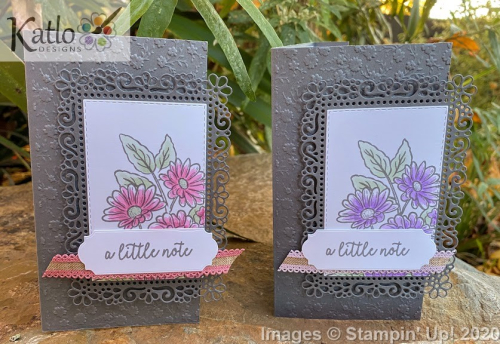 Ornate Garden Stampin' Up 1