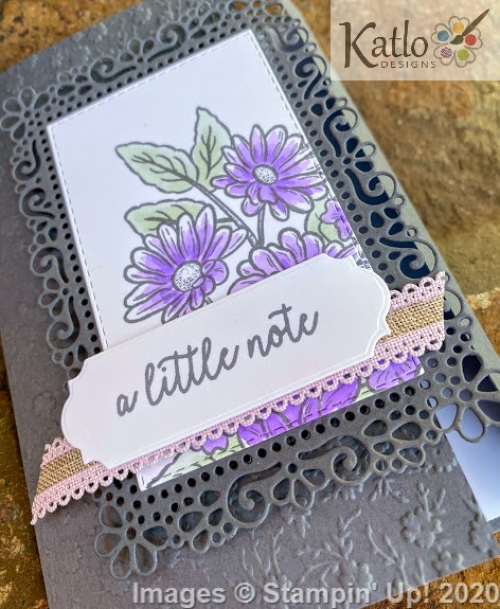 Ornate Garden Stampin' Up 3