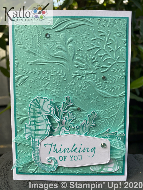Stampin' Up Bermuda Bay Seaside Notions (3)