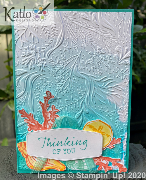 Stampin' Up Bermuda Bay Seaside Notions (1)