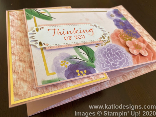 Gorgeous Posie Stampin' Up cards (7)