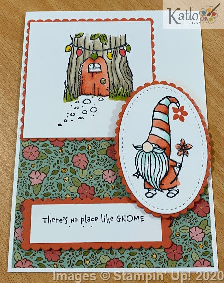 Gnome for the Holidays Stampin Up Cards 1 (1)