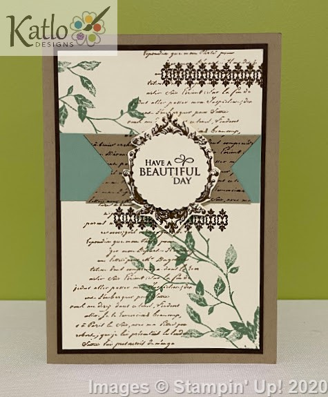 Very Versailles Stampin Up Crumb Cake cards (1)
