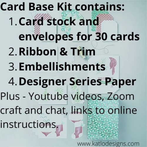 Tag BuffetCard Base Kit contains