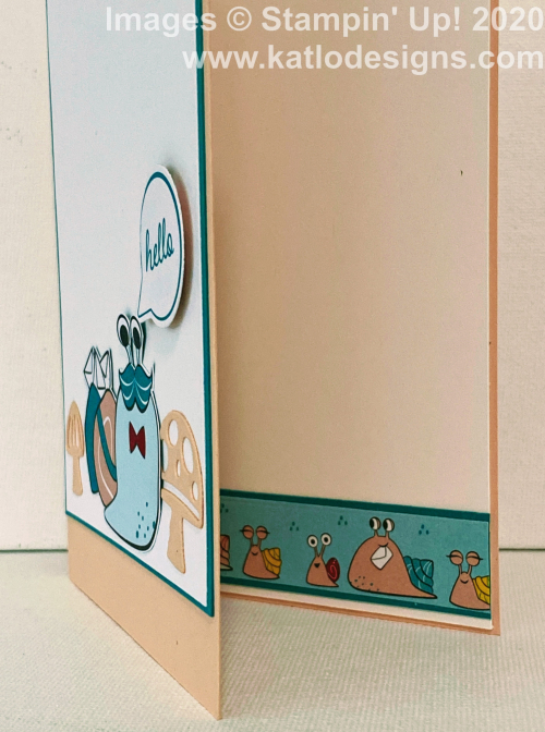 Snail Mail Stampin' Up cards (16)