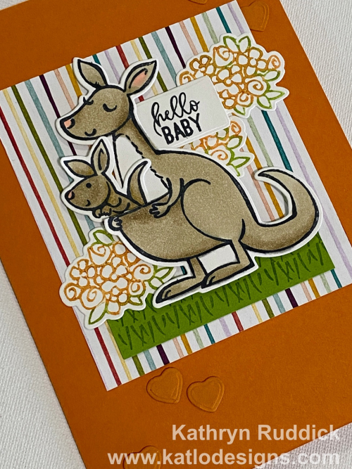 Kangaroo & Company Stampin' Up Colour Discovery - Pumpkin Pie (1)