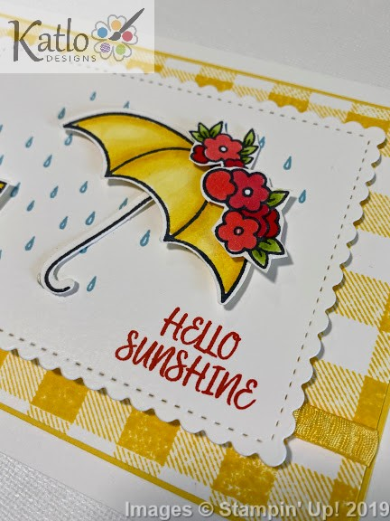 Under My Umbrella Stampin' Up cards (3)