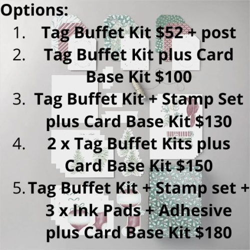 Options TAg Buffet