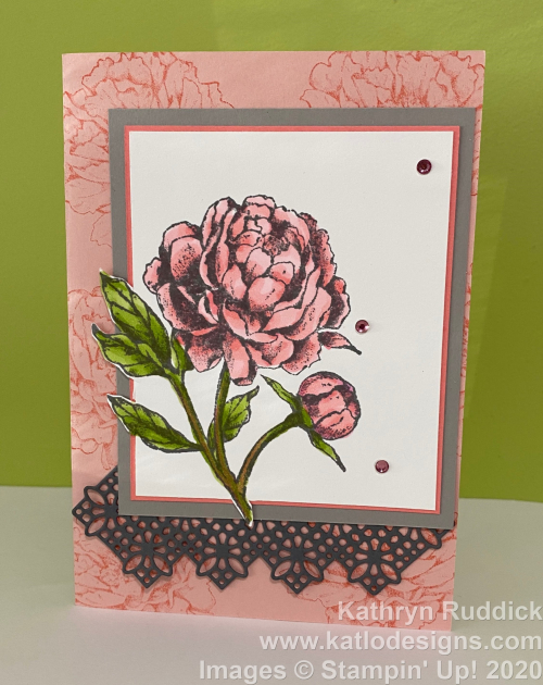 Prize Peony Stampin' Up cards (1)