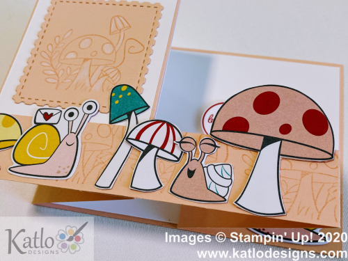 Snail Mail Stampin' Up cards (20)