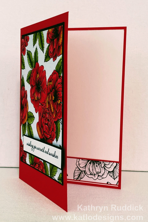 True Love Stampin' Up cards (5)